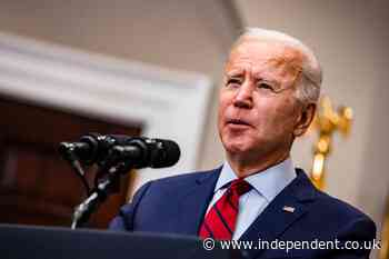 Biden news – live: Tanden drops out over Twitter row, as president says vaccines for all adults by May