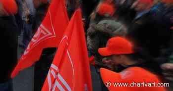Warnstreiks in Neustadt an der Donau und Regensburg   - Radio Charivari