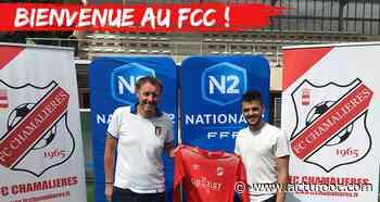 N2 : le FC Chamalieres accélère son mercato – Actufoot - Actufoot