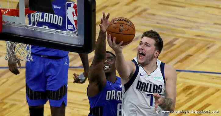 Dallas 130, Orlando 124: Doncic brilliance, lackluster defense downs Magic