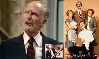 BBC will edit out racist remarks made by Major Gowen in Fawlty Towers