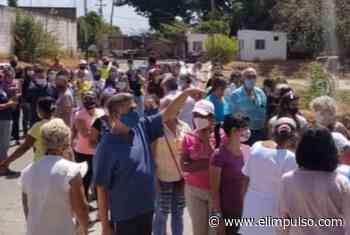 Habitantes de Bruzual, estado Yaracuy, protestaron por ola de robos en el sector San Ramón #1Mar - El Impulso