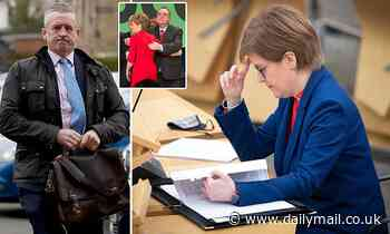 Sturgeon Holyrood inquiry: Devastating proof the SNP chose to ignore its OWN legal advice