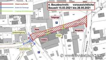 Vollsperrung der MÜ38 in Ampfing wegen Bauarbeiten - innsalzach24.de