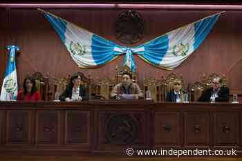 Guatemala begins reshaping court; corruption concerns grow
