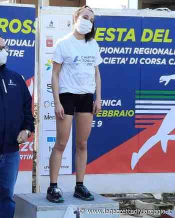 Sara Dati campionessa toscana di cross » La Gazzetta di Viareggio - lagazzettadiviareggio.it