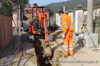 Pietrasanta: 2 km di interventi sulla rete idrica » La Gazzetta di Viareggio - lagazzettadiviareggio.it