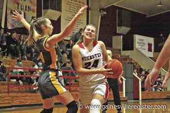 Muenster Lady Hornets dispatch Cisco to set up rematch with Lipan with trip to state tourney on the line - Gainesville Daily Register