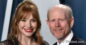 Bryce Dallas Howard Shares Touching 67th B-Day Tribute To Dad Ron Howard - The Blast