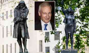 Statues linked to slavery should STAY if 'counter-memorials' installed, says Historic England chief