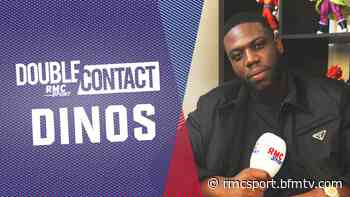 "Double Contact - Dinos: ""Marquinhos, on dirait un mec de Sevran"" - RMC Sport"