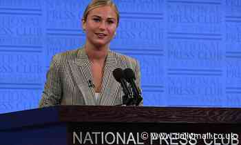 Australian of the Year Grace Tame eviscerates Scott Morrison with six brutal words