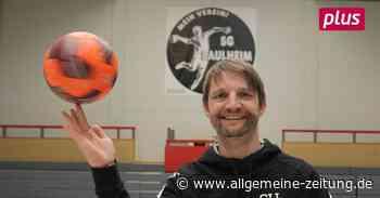 SG Saulheim trägt die Handschrift von Stefan Hörhammer - Allgemeine Zeitung