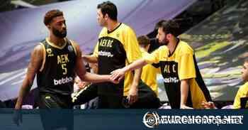 Basketball Champions League postpones AEK visit to Nizhny Novgorod - Eurohoops