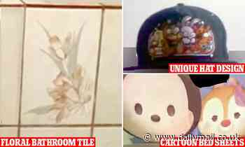 How bed sheets, vases and logos could help catch evil paedophiles