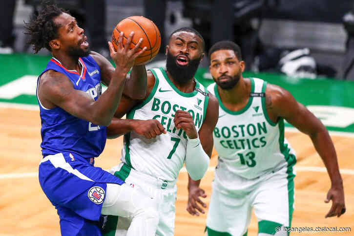 Walker's 25 Lift Celtics Over Kawhi-Less Clippers 117-112