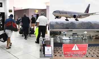 Qatar Airways passengers have hotel quarantine extended in Brisbane because of Russian Covid variant