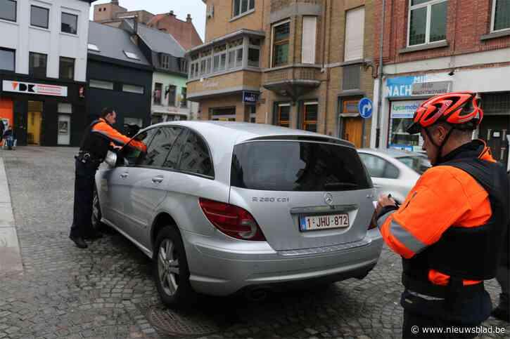 Nieuwe GAS-boetes in politiereglement