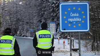 Streit mit Brüssel: Deutsche Grenzkontrollen: Berlin weist Kritik zurück