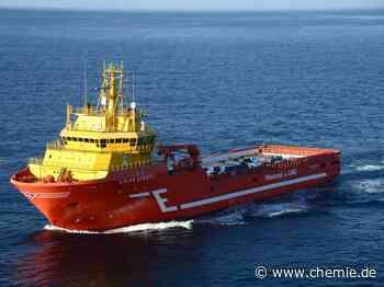 Weltweit erste Hochtemperatur-Brennstoffzelle mit Ammoniak für Schiffe