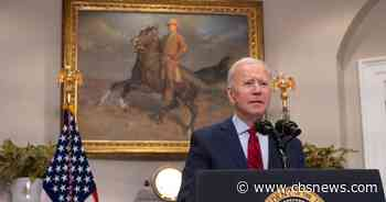 Biden Says US Will Have Enough COVID Vaccine Supply For All Adults By End Of May