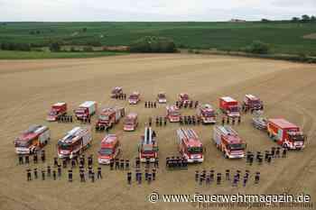 Alle Einsatzfahrzeuge der Feuerwehr Bodenheim - Feuerwehr-Magazin