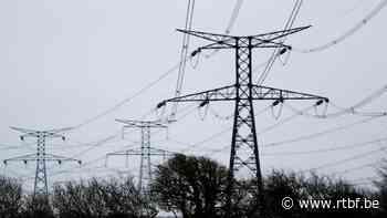 Oisquercq-Buizingen : la ligne à haute tension souterraine est validée en Wallonie, pas en Flandre - RTBF