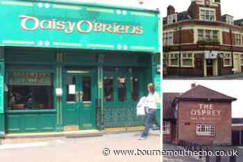 Which of these 'lost' Bournemouth pubs would you save?