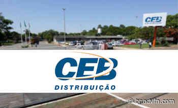 Companhia Energética de Brasilia celebra entre a CEB e a Bahia Geração de Energia contrato de venda de ações - Advfn