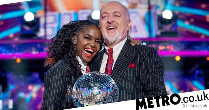 Oti Mabuse on mental health after Strictly Come Dancing: 'You go from seeing people to point blank nothing'