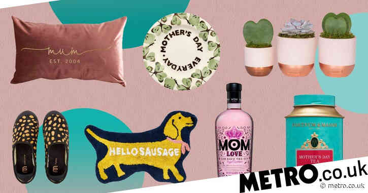 Homeware gift ideas mum will love to receive for Mother's Day