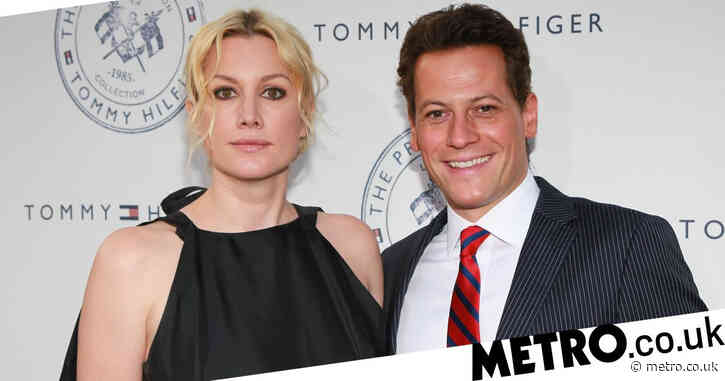 Ioan Gruffudd's wife Alice Evans claims she 'didn't know actor had filed for divorce' after 13-year marriage