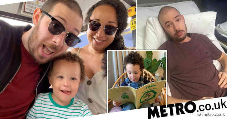 Doctor, 30, writes book to son as heartbreaking last gift before dying of brain tumour