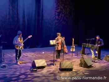 « La culture continue » : la chanteuse rouennaise Claire Roignant en résidence à Canteleu - Paris-Normandie