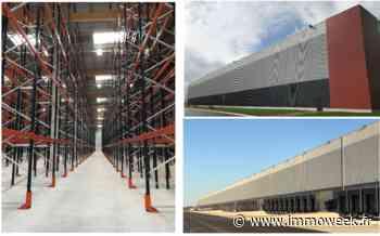 Nanteuil-le-Haudouin : ID Logistics prend en location, auprès d'Aviva Investors, un entrepôt de 42 000 m2 - Immoweek