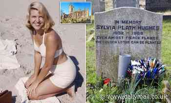 Church of England allows Sylvia Plath fan to be buried alongside her 'literary heroine'