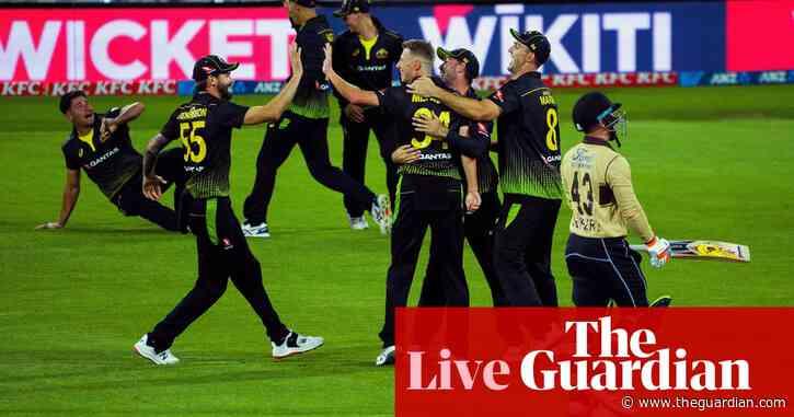 Australia beat New Zealand by 64 runs in third T20 international –live!