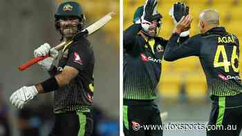 Maxi smokes Kiwis as Aussie star goes from 'horrible' error to SIX-wicket stunner