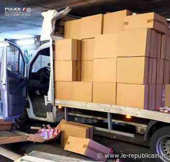 Essonne : accident pour le contrebandier à Athis-Mons - Le Républicain de l'Essonne