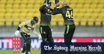 Fortune finally favours Finch as Australia keep series alive