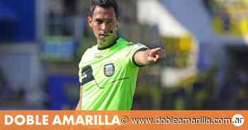 Tello dirigirá San Lorenzo-Huracán, Abal a Vélez-Boca y Lamolina River-Argentinos - Doble Amarilla
