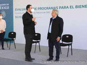 Tello a AMLO: no deje solo a Zacatecas en seguridad - Express Zacatecas