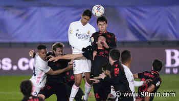 El Real Madrid empata contra la Real Sociedad y calca la trayectoria de su último título liguero - 90min