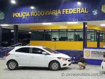 Preso morador de Santana do Ipanema que comprou carro roubado em Recife por R$ 42 mil - Correio Notícia