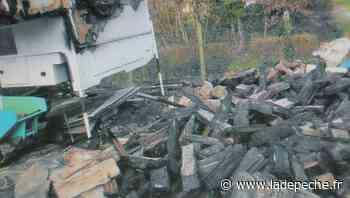 Fontenilles : un propriétaire désemparé après l'incendie de son garage - LaDepeche.fr