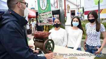 Jóvenes cafeteros de Herveo abrieron sus puertas a la Tienda de Café El Cable - Ondas de Ibagué