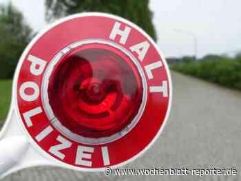 Polizeikontrollen in Bellheim und Germersheim: Zu schnell, ohne Gurt, auf Drogen, mit Handy am Ohr - Germersheim - Wochenblatt-Reporter