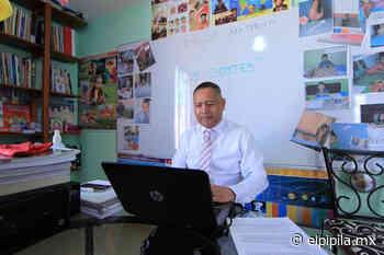 Maestro de San Luis de la Paz imparte innovadoras clases a distancia - Gabriel Gutiérrez Rubio