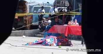 San Luis de la Paz: Disparan a hombre en tianguis y lo matan - Periódico AM