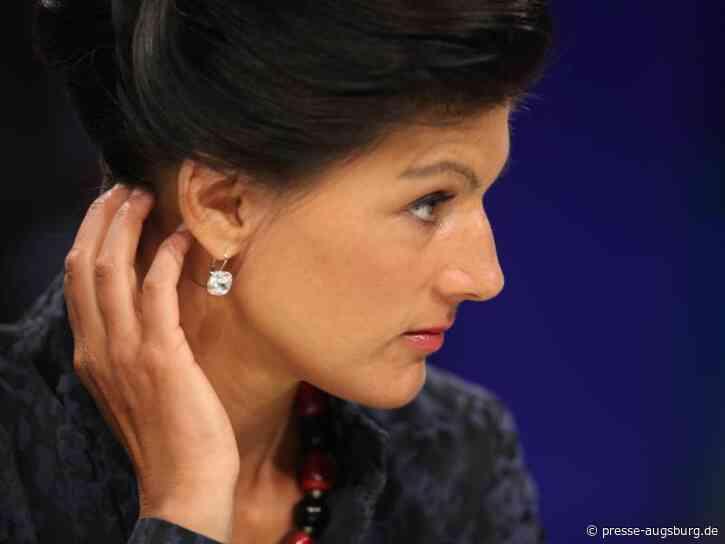 Wagenknecht dementiert Pläne zur Gründung einer neuen Partei
